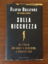 Flavio Briatore - Sulla Ricchezza NUOVO!