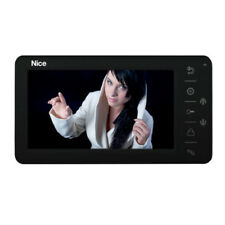 "NICE Look 7"" monitor with touch screen"