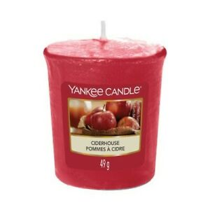 Yankee Candle Ciderhouse Votive Candle Sampler candle 45g x 18 NEW