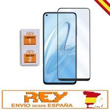 Cristal Templado Completo 3D 5D XIAOMI REDMI NOTE 9 Vidrio Curvo Negro p880 vr