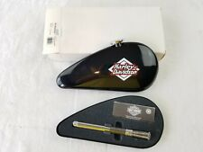 Waterman Harley Davidson Chrome Silver Rollerball Pen NEW OLD STOCK RARE