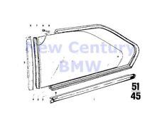 BMW Genuine Vent Window Left Finisher 114