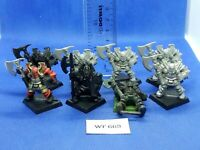 Warhammer Fantasy - Chaos Realms - Classic Chaos Warriors x8 - WF665