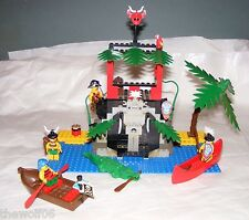 1994 LEGO Pirates Islanders Forbidden Cove 6264 COMPLETE with Instructions