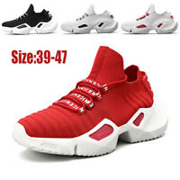 Men's Outdoor Athletic Sports Sneakers Casual Jogging Walking Running Shoes Gym