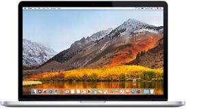 Apple MacBook Pro Laptop(2012) Retina 15.4 inch i7 2.6GHz 8GB RAM 500GB SSD