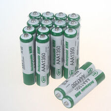 16 pcs Green AAA 1350mAh 1.2V NI-MH Rechargeable Battery 3A BTY Batteries