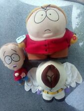 South Park Cartman Timmy Angel Kenny Vintage Collectible plush Soft Toys