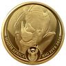 Südafrika - 50 Rand 2020 - Nashorn - Big Five Serie (3.) - 1 Oz Gold PP