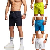 Herren Badeshorts Badehose Swim Shorts Sommer Design Kurze Hose NEU - 207355