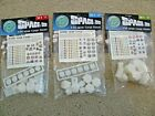 COZMIC SCALE MODELS SPACE 1999 1:48 Scale CARGO BOXES (3) Diff Sets with Decals