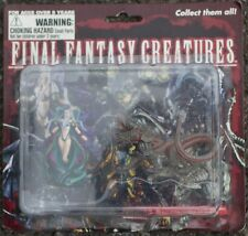Final Fantasy Creatures Yunalesca & Cerberus NOS FREE USA Ship