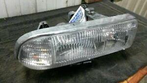 Passenger Right Headlight Fits 98 CHEVROLET BLAZER S10/JIMMY S15 571023