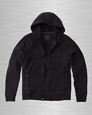 New Abercrombie & Fitch Men's Sport Full-Zip Hoodie Size XL