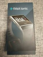 "Fitbit Ionic FB503GYBK Activity Tracker Charcoal/Smoke Grey ""PARTS ONLY"""