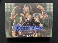 Ophidian 2350 League Kit New Factory Sealed