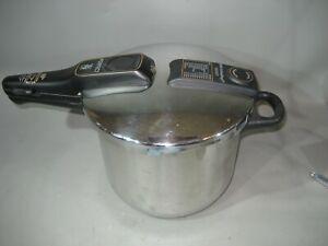 WMF Schnellkochtopf , Dampfgarer groß  + Dampfsieb