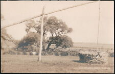 GRAND PRÉ NOVA SCOTIA Evangeline's Well Vintage RPPC Postcard Old Photo