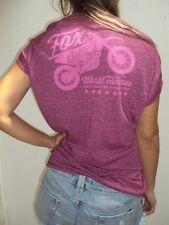 NEW FOX RACING MOTOCROSS WOMEN DRIVE TOP CAMI SHIRT SMALL #10-49