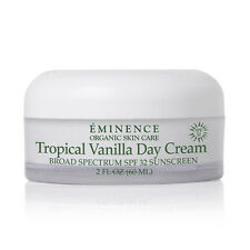 Eminence Tropical Vanilla Sun Cream SPF 32 - 2 oz / 60 ML - NEW & Fresh