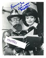 Francine York Lydia Limpet Batman Autographed Signed 8x10 Photo COA #1