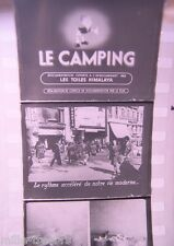 FILM Images Fixes DOCUMENTAIRE Ecole  : Le CAMPING - Les TOILES HIMALAYA