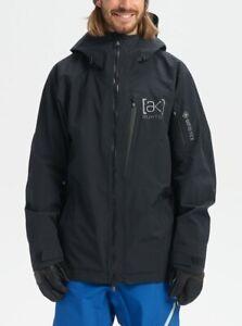 Men's Burton [ak] GORE‑TEX Cyclic Jacket - True Black, Large
