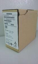 Variador de Frecuencia Siemens micromaster 420, 380/480 VAC 0,75kW