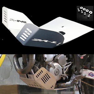 For SUZUKI DR-Z 400 DRZ 400SM/E 00-2020 Front Skid Plate Engine Guard Protector