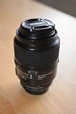 Nikon 105mm f/2.8  FX AF MICRO-NIKKOR