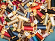 Gutermann Multi-Colour Cotton 50 Thread Set 7 x 100mm