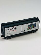Micro-Trains MTL N Scale State Series #3 NEW YORK 40' 21340 State Series 2003