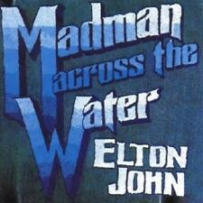ELTON JOHN 'MADMAN ACROSS THE WATER' CD NEW+