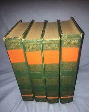 4 Novels By Will James  1920-1930's, Hardback -Smokey, Sun Up, Sand, Big Enough