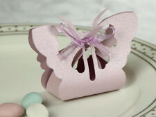 Butterfly Bomboniere Favour Boxes for Wedding, Engagement, Parties & Occasions
