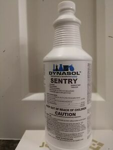 Dynasol Tomorrow's Solutions today SENTRY Cleaner Disinfectant Tuberculocidal  1