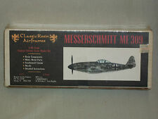 Classic Resin Airframes 1/48 Scale Messerschmitt Me 309  - Factory Sealed