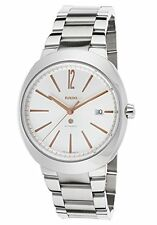 Rado R15329113 Men DStar Automatic Stainless Steel Light Silver-Tone Dial Watch