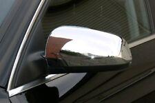 AUDI A3 8P 03-08 SPECCHIETTI CROMATI CROMATE COPRI CALOTTE SPECCHI SLINE QUATTRO