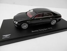 Kyosho 05561NX. 1/43. Bentley Flying Spur W12. Onyx Black..