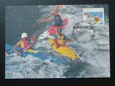canoe kayak maximum card Australia 71780