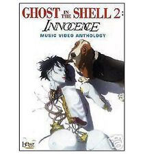 MANGA DVD + CD GHOST IN THE SHELL 2 - gift cartonata