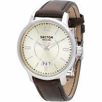 orologio solo tempo uomo Sector 640 R3251593002
