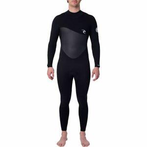 Rip Curl Omega 4/3 GB Steamer Back-Zip Wetsuit - Men's