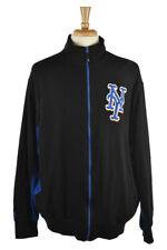 Majestic Men Coats & Jackets Jackets XL Black Cotton