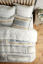 NEW ANTHROPOLOGIE Zonda Queen Duvet (no shams)