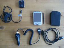 HP iPAQ H2200 PDA Pocket PC + Holux GPSlim236 + TomTomNavi auf SD-Card