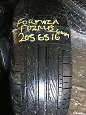 FORMOZA FDZ M&S 205/65/16 4MM TYRE 205 65 16  TIRE FREE UK POST