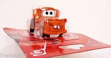 "Walt Disney Pixar Cars Tow Mater Cake Topper Movie Figure 2"" '55 Chevy Tow Truck"