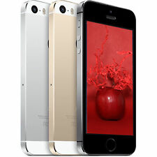 Apple iPhone 5S 4G LTE iOS Smartphone (AT&T OR T-Mobile) 16GB 32GB 64GB